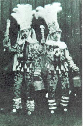 1890 - 1895 : deux Amis Réunis