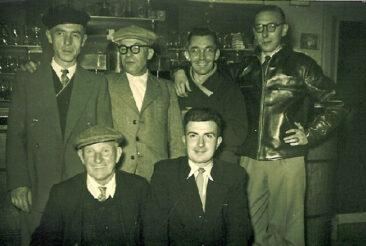 1951 - Réunion du comité