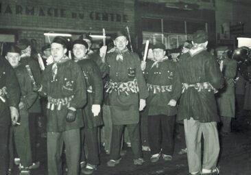 1953 - Soumonce