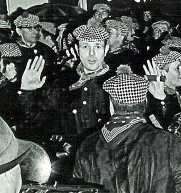 1970 - Roger Boitte lors de la soumonce