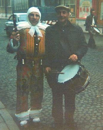 1976 - Gilbert Drugmand et André 'El Gauchi'