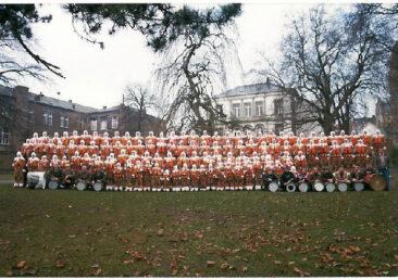 1978 - Photo dans le Parc Gilson