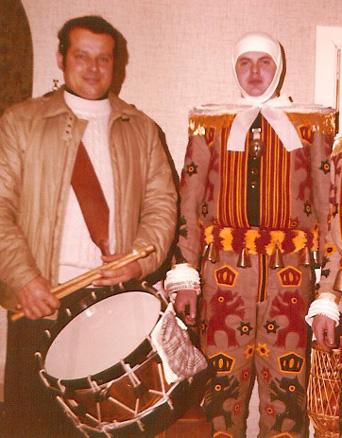 1981 - Jean-Claude Rousez et Philippe Mansy