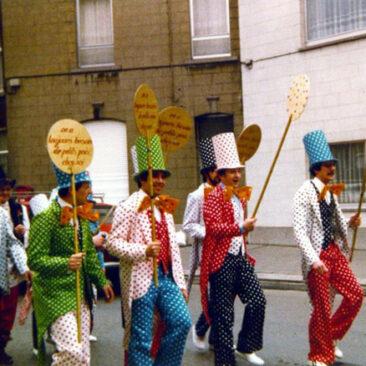1982 - Mardi, le ramassage de Jolimont
