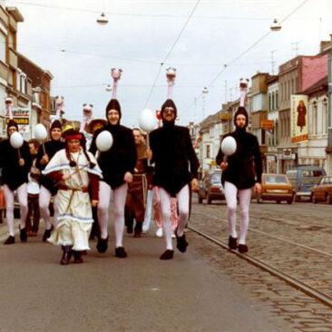 1983 - Mardi, le ramassage de Jolimont