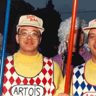 1985 - Jean-Marie Hautier et Philippe Vanherweghen