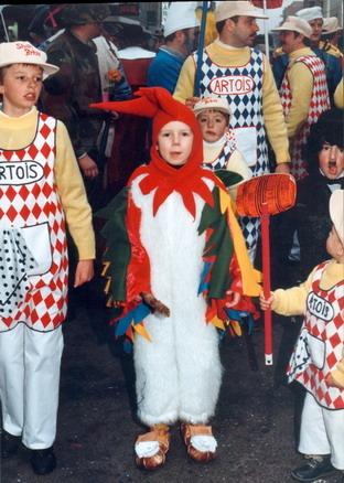 1985 - Mardi