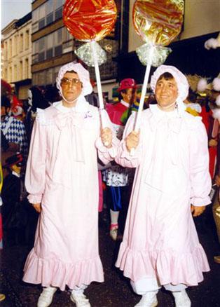 1986 - Jean-Pierre Meunier et Francis Duquesne