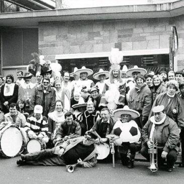 1986 - Mercredi matin à 10h chez Marcel Schoeters