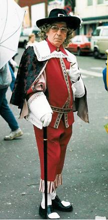 1987 - Mardi, Jules Outlet