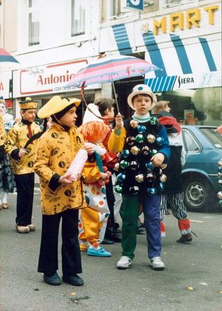 1987 - Mardi