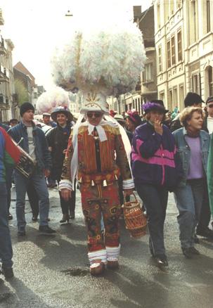 1988 - Dimanche matin, Jean-Marie Hautier