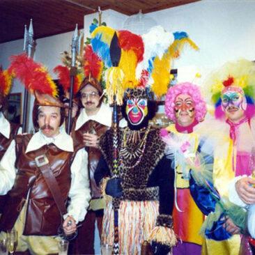 1989 - Mardi, ramassage de Jolimont
