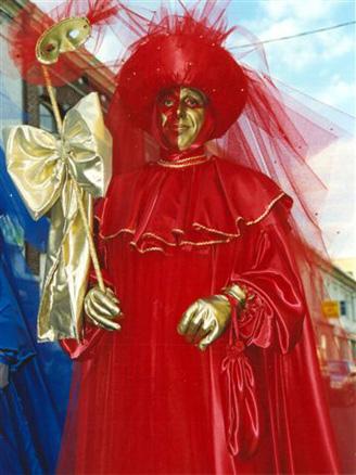 1991 - Mardi, Francis Duquesne