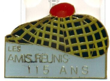 1993 - Soumonce générale (115 ans) Le Pin's