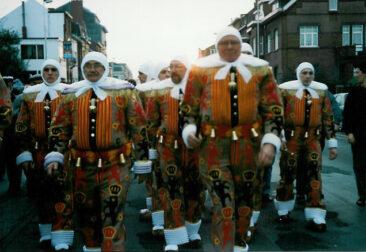 1993 - Dimanche matin, ramassage ville d'Oussu