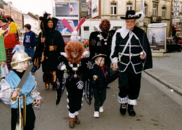 1993 - Mardi, ramassage du Hocquet