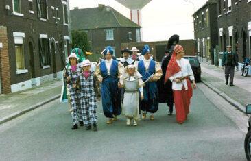1994 - Mardi, ramassage de Bouvy