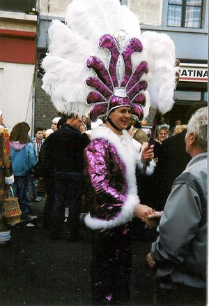 1994 - Mardi, Philippe Mansy