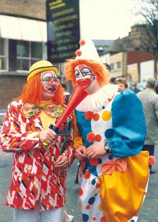 1994 - Mardi, Jean-Marie Hautier et Jean-Marie Brogniez