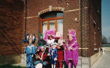 1996 - Mardi, ramassage de La Croyère
