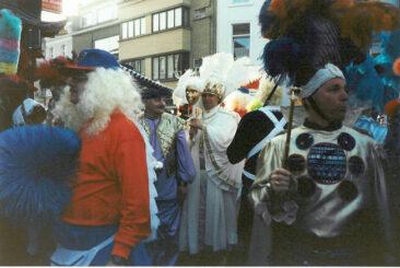 1997 - Mardi, Michel Zanchetta