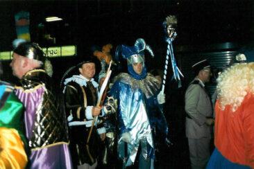 1996 - Mardi, Guy Heulers et Stéphane Bultot